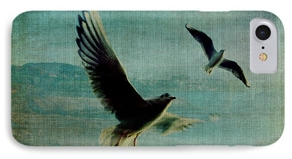 Wings Over The World Phone Case by Sarah Vernon
