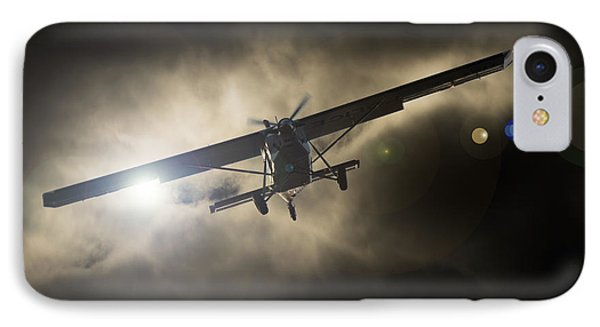 IPhone Case featuring the photograph Wings by Paul Job