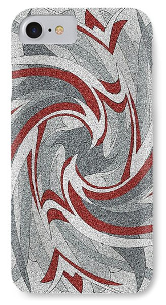 Wings Tile 3 IPhone Case