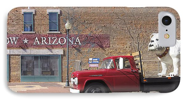 Winslow Arizona IPhone Case by Mike McGlothlen