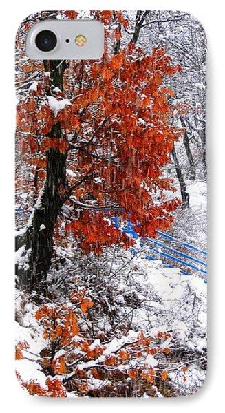 Winter 6 Phone Case by Vassilis Tagoudis