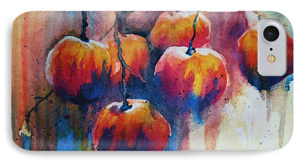 Winter Apples IPhone Case by Jani Freimann