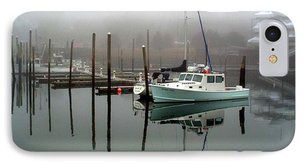 Winter At Sesuit Harbor IPhone Case