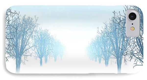 Winter Avenue IPhone Case