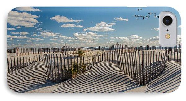 Winter Beach 9528 IPhone Case