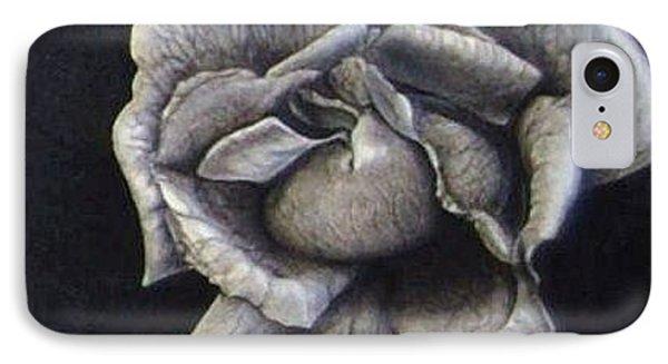 Winter Bloom IPhone Case by Susan L Sistrunk