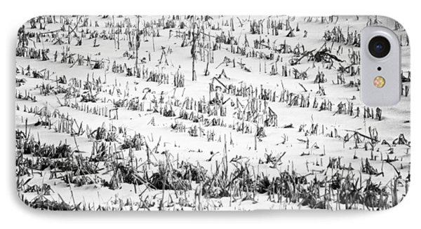 Winter Field IPhone Case by Christi Kraft