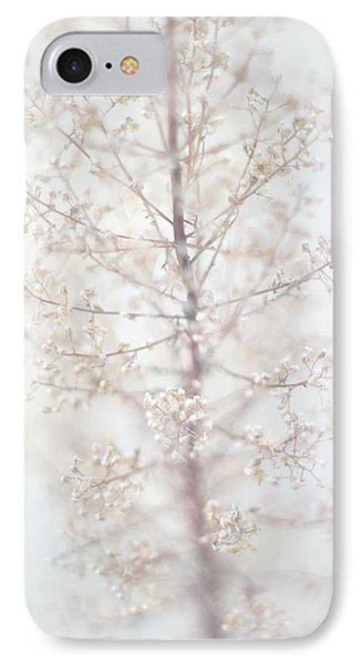 IPhone Case featuring the photograph Winter Flower by Suzanne Powers