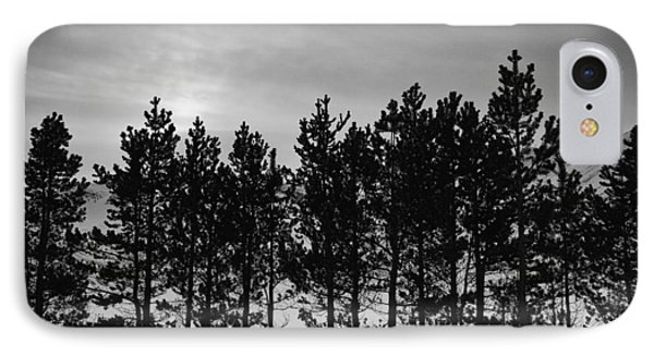 Winter Forest IPhone Case by Frodi Brinks