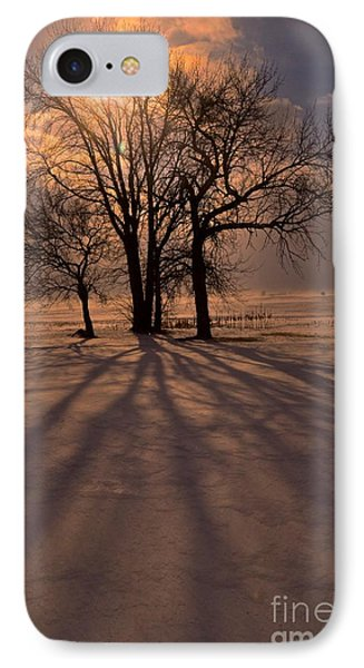 Winter Glory IPhone Case by Tim Good