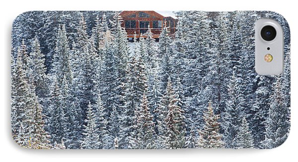 Winter Hideaway IPhone Case by Darren  White
