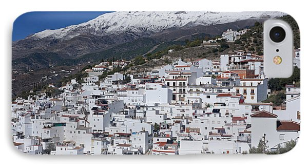 IPhone Case featuring the photograph Winter In Andalucia by Rod Jones