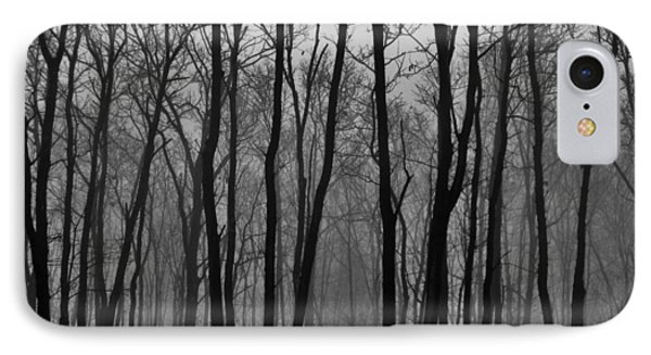 Winter In Pennsylvania Phone Case by Benjamin Yeager