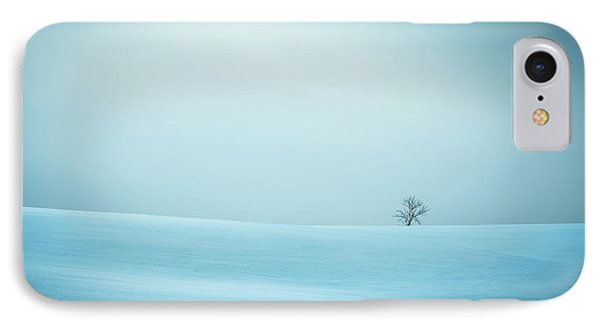 Winter In Solitude IPhone Case