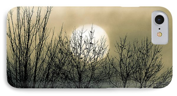 Winter Into Spring IPhone Case by Bob Orsillo