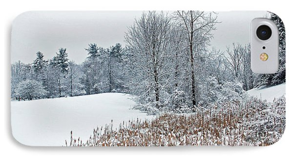 Winter Landscape Phone Case by Aimee L Maher Photography and Art Visit ALMGallerydotcom