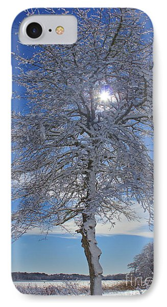 Winter Magic IPhone Case by Amazing Jules