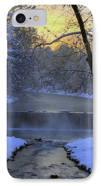 Winter Morn IPhone Case by Dan Myers