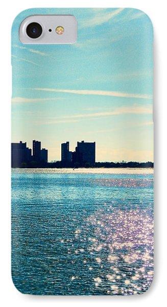 Winter Morning Gravesend Bay IPhone Case by Jon Woodhams