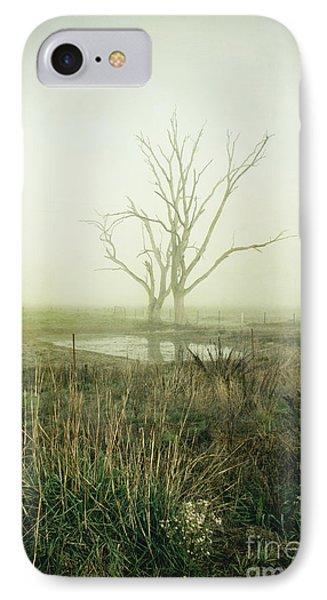 Winter Morning Londrigan 1 IPhone Case by Linda Lees