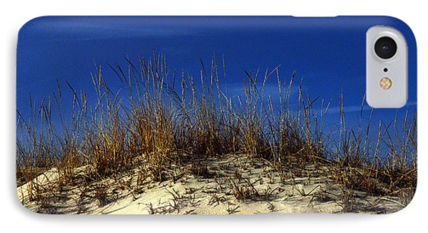 IPhone Case featuring the photograph Winter Morning On The Dunes by Bill Swartwout