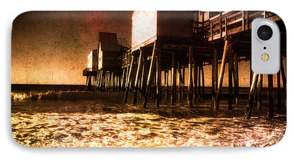 Winter Old Orchard Beach Phone Case by Bob Orsillo
