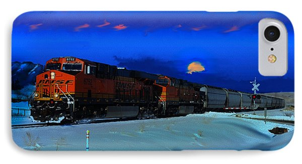 Winter On The Joint Line Of Colorado IPhone Case by J Griff Griffin