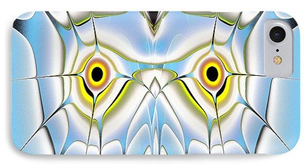 Winter Owl IPhone Case by Anastasiya Malakhova