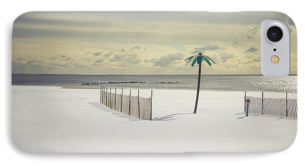 Winter Paradise IPhone Case by Evelina Kremsdorf
