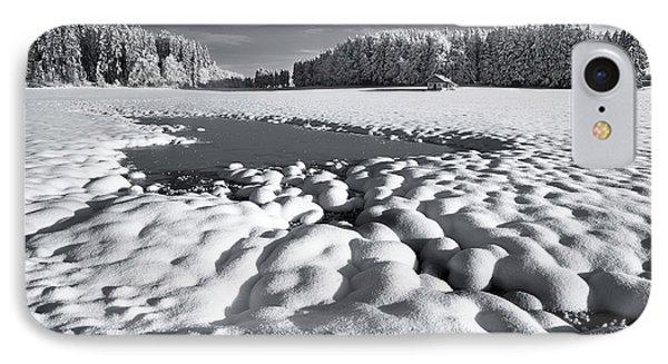 Winter Retreat IPhone Case
