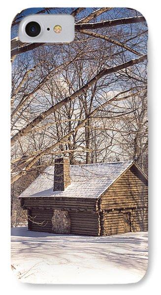 Winter Retreat IPhone Case by Sara Frank