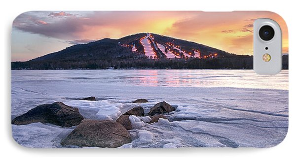 Winter Sky IPhone Case by Darylann Leonard Photography