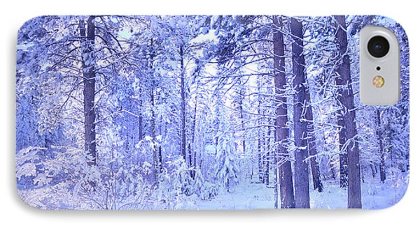 Winter Solace Phone Case by Tara Turner
