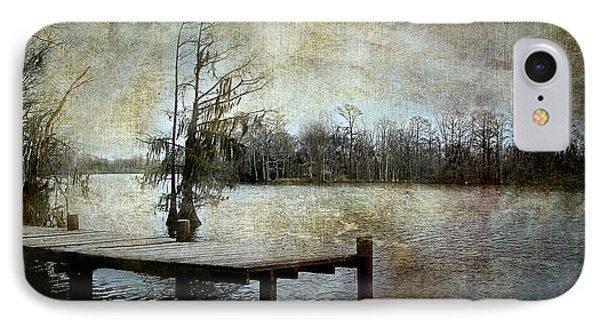 Winter Solitude IPhone Case by Bill Voizin