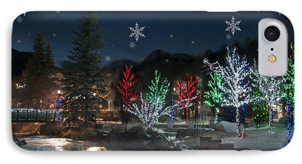 Winter Solstice 2014 IPhone Case