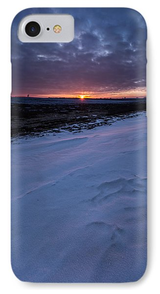 Winter Solstice  IPhone Case by Aaron J Groen