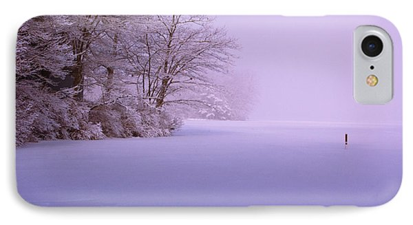 IPhone Case featuring the photograph Winter Solstice by Brenda Jacobs