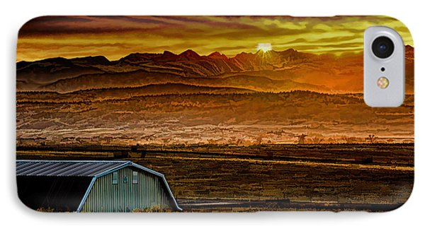 Winter Solstice Phone Case by Jon Burch Photography