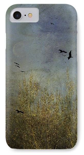 Winter Song Phone Case by Diane Schuster