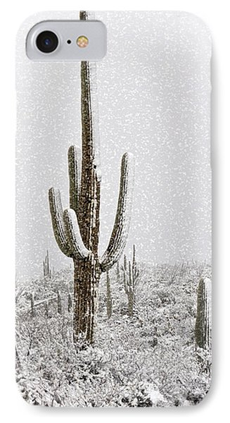 Winter Sonoran Style  IPhone Case
