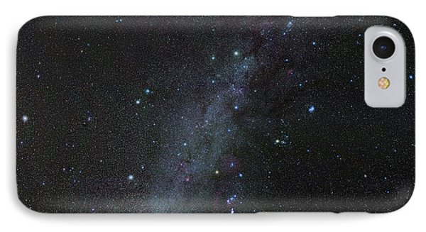 Winter Stars Without Light Pollution IPhone Case by Eckhard Slawik