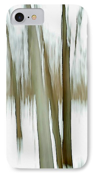 IPhone Case featuring the photograph Winter by Steven Huszar