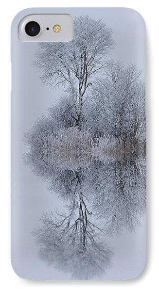 Winter Stillness IPhone Case