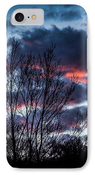 Winter Sunrise 2 IPhone Case by Frank Mari