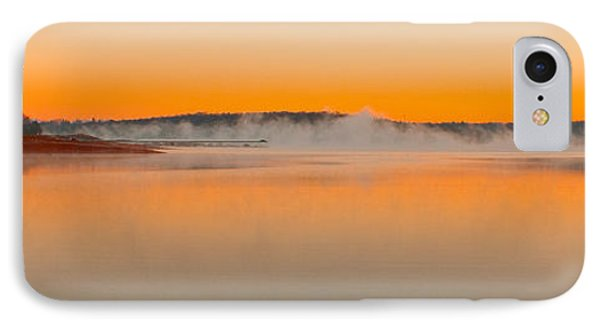 Winter Sunset IPhone Case by Michael Waters