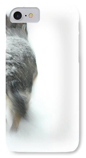 Winter Traveler Phone Case by Karol Livote
