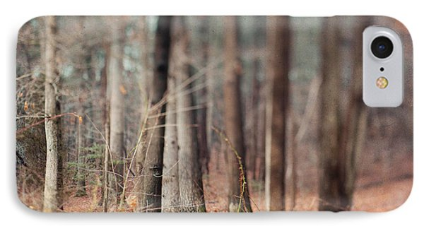 Winter Trees IPhone Case by Kim Fearheiley
