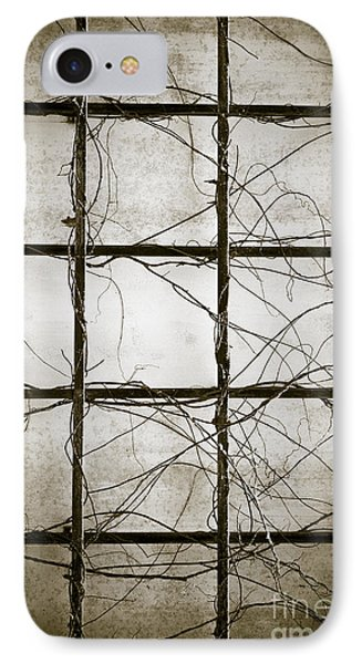 Winter Trellis IPhone Case