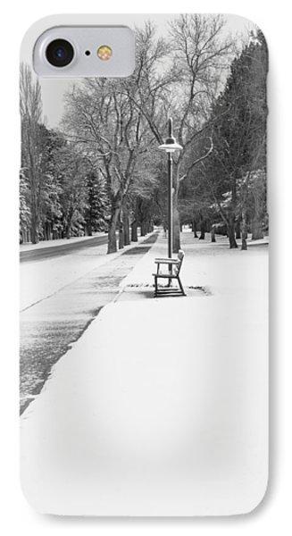 Winter Walk Phone Case by Fran Riley