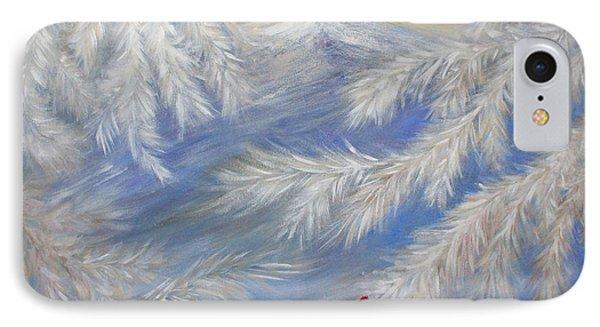 Winter Walk IPhone Case by Joanne Smoley